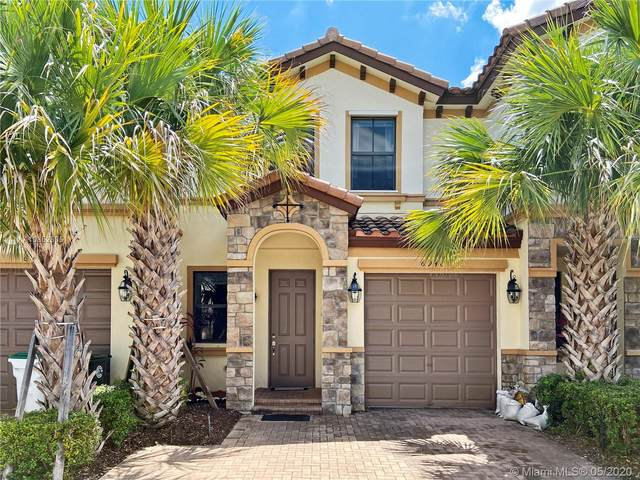 6946 NW Halton Park Ln #1, Coconut Creek, FL 33073 (MLS #A10852505) :: Re/Max PowerPro Realty