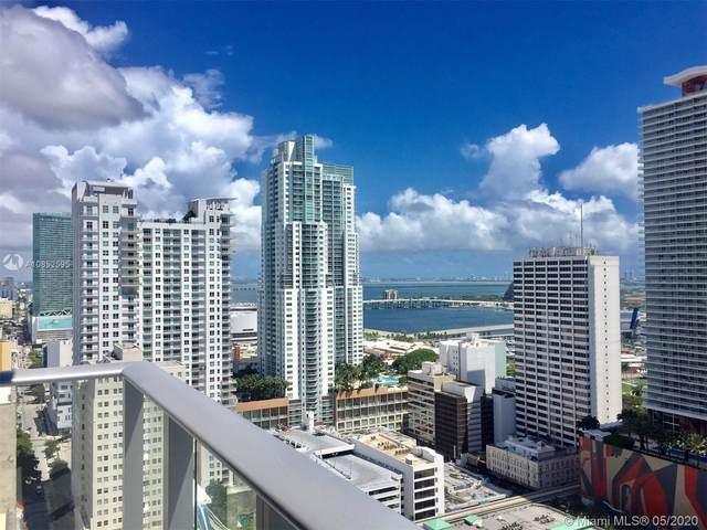 151 SE 1st St #2902, Miami, FL 33131 (MLS #A10852595) :: Berkshire Hathaway HomeServices EWM Realty