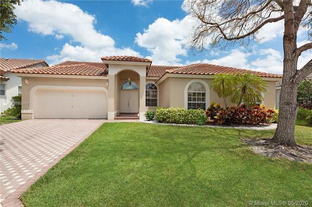 5335 NW 57th Way, Coral Springs, FL 33067 (MLS #A10852601) :: GK Realty Group LLC
