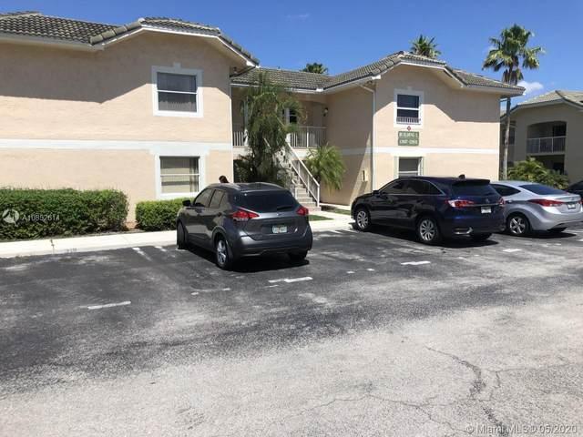 12021 Royal Palm Blvd 3L, Coral Springs, FL 33065 (MLS #A10852614) :: The Teri Arbogast Team at Keller Williams Partners SW