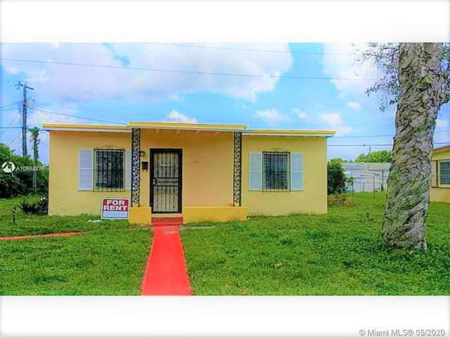 15901 NW 19th Ave, Miami Gardens, FL 33054 (MLS #A10852878) :: The Teri Arbogast Team at Keller Williams Partners SW