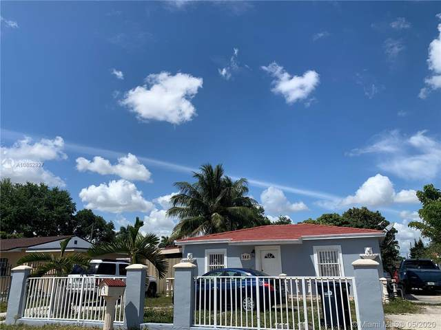 745 Harem Ave, Opa-Locka, FL 33054 (MLS #A10852927) :: ONE | Sotheby's International Realty