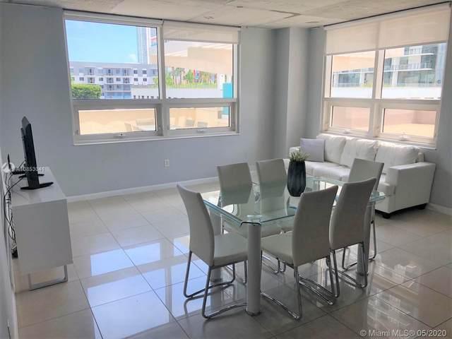 3250 NE 1st Ave #516, Miami, FL 33137 (MLS #A10853041) :: ONE Sotheby's International Realty