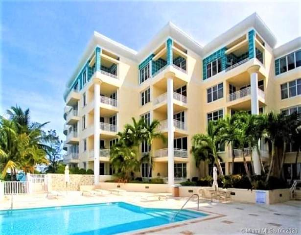 1 Century Ln #405, Miami Beach, FL 33139 (MLS #A10853135) :: The Riley Smith Group