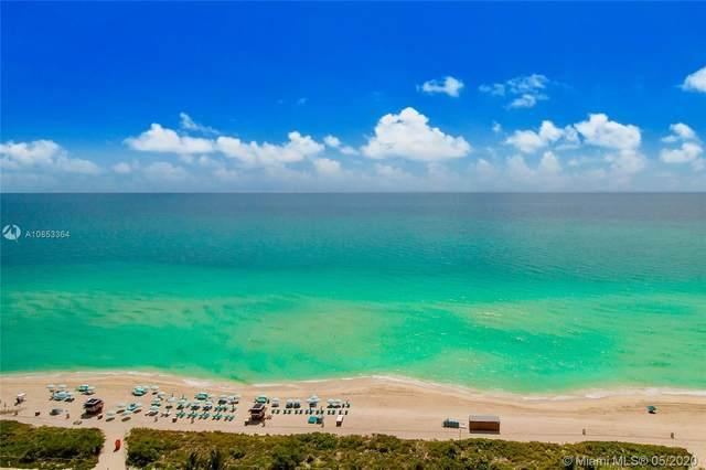 6799 Collins Ave Cph05, Miami Beach, FL 33141 (MLS #A10853364) :: Carole Smith Real Estate Team
