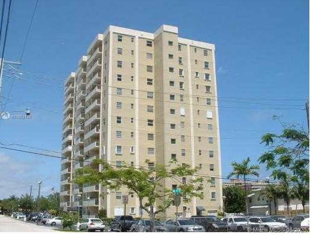 900 NE 18th Ave #204, Fort Lauderdale, FL 33304 (MLS #A10853438) :: The Howland Group