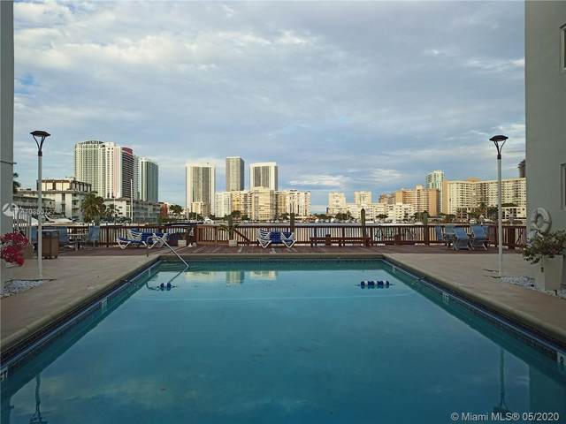 462 Golden Isles Dr #201, Hallandale Beach, FL 33009 (MLS #A10853727) :: Re/Max PowerPro Realty
