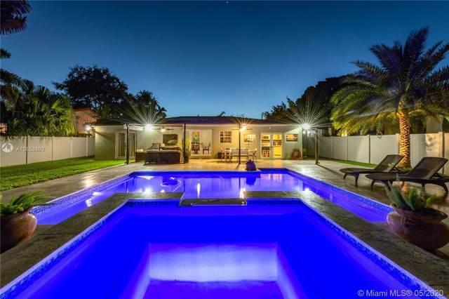 11515 NE 6th Ave, Biscayne Park, FL 33161 (MLS #A10853880) :: Lucido Global