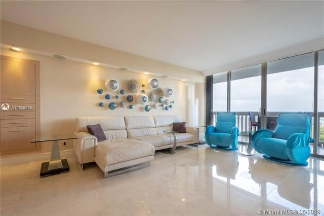 2000 Island Blvd #2605, Aventura, FL 33160 (MLS #A10853896) :: The Riley Smith Group