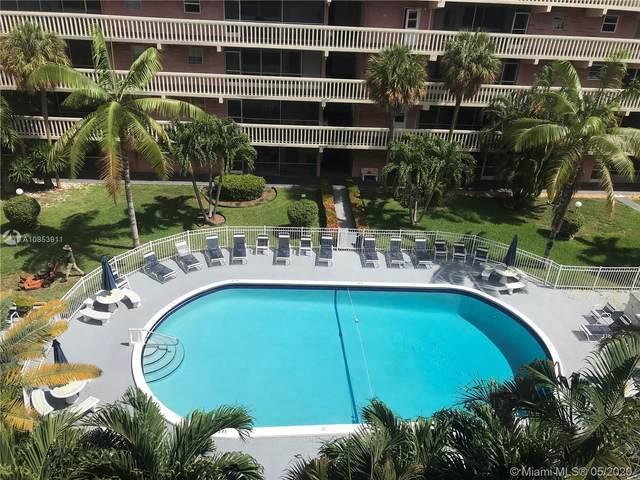 180 NE 12th Ave 16E, Hallandale Beach, FL 33009 (MLS #A10853911) :: Prestige Realty Group