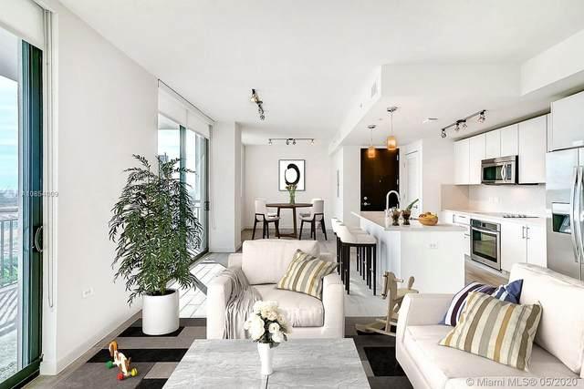 999 SW 1st Ave #2003, Miami, FL 33130 (MLS #A10854009) :: Carole Smith Real Estate Team