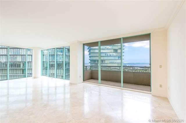 3350 SW 27th Av #1101, Miami, FL 33133 (MLS #A10854156) :: Castelli Real Estate Services
