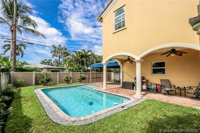 1250 Adams St, Hollywood, FL 33019 (MLS #A10854192) :: Castelli Real Estate Services