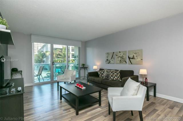19370 Collins Ave #203, Sunny Isles Beach, FL 33160 (MLS #A10854199) :: The Riley Smith Group