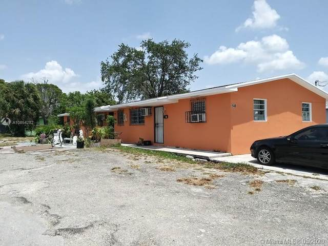 645 NW 64th St, Miami, FL 33150 (MLS #A10854282) :: The Teri Arbogast Team at Keller Williams Partners SW