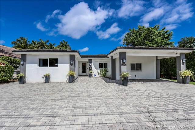 605 N Shore Dr, Miami Beach, FL 33141 (MLS #A10854309) :: The Paiz Group