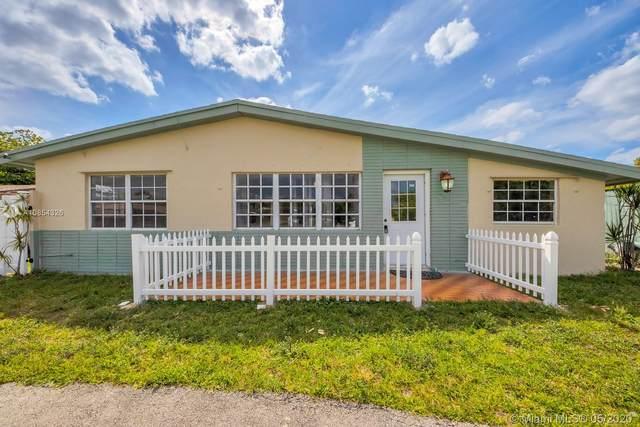 2448 Sunshine Blvd, Miramar, FL 33023 (MLS #A10854326) :: ONE | Sotheby's International Realty