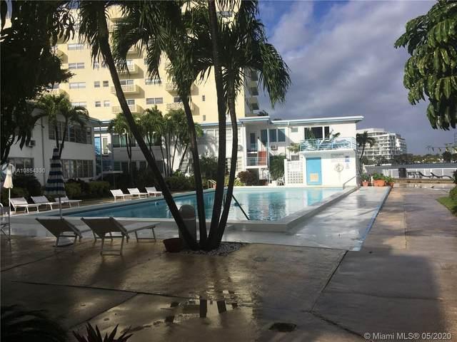 4720 Pine Tree Dr #25, Miami Beach, FL 33140 (MLS #A10854330) :: Laurie Finkelstein Reader Team