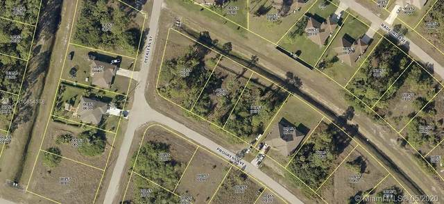 313 Progress Ave, Lehigh Acres, FL 33974 (MLS #A10854378) :: The Teri Arbogast Team at Keller Williams Partners SW