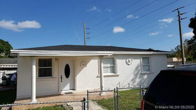 3301 E 1st Ave, Hialeah, FL 33013 (MLS #A10854383) :: The Jack Coden Group