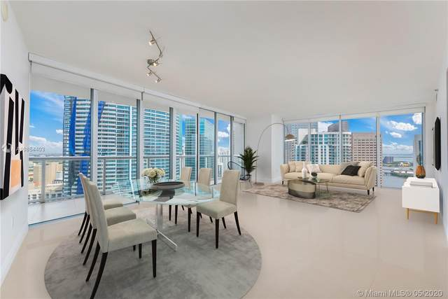 465 Brickell Ave #3702, Miami, FL 33131 (MLS #A10854403) :: Prestige Realty Group
