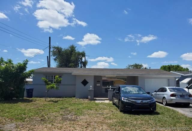 7812 Dilido Blvd, Miramar, FL 33023 (MLS #A10854471) :: The Riley Smith Group