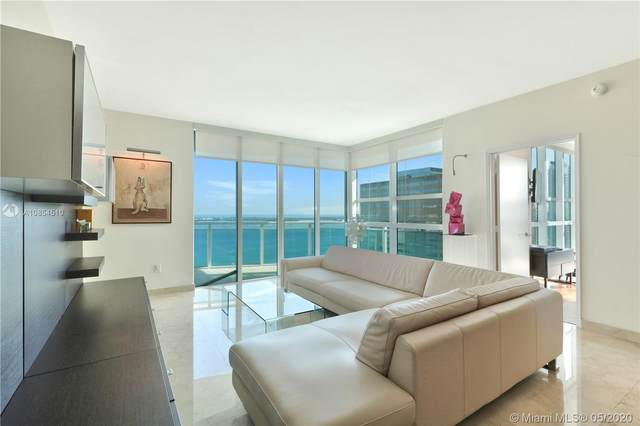 950 Brickell Bay Dr #3111, Miami, FL 33131 (MLS #A10854510) :: The Teri Arbogast Team at Keller Williams Partners SW