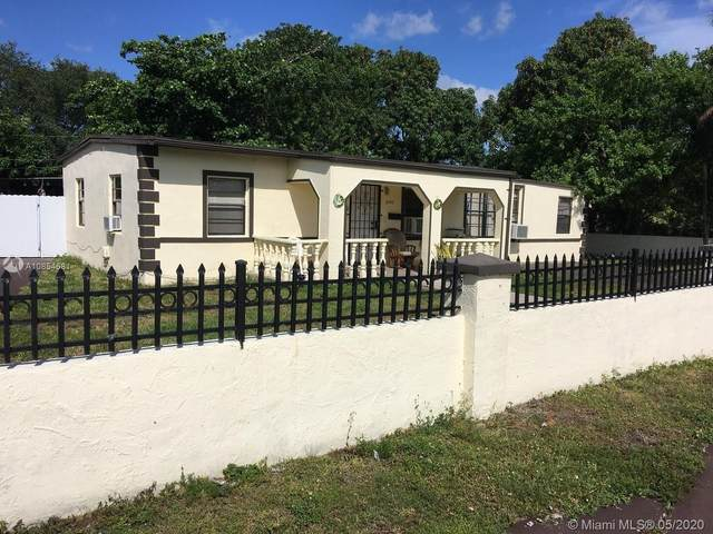 16100 NW 20th Ave, Miami Gardens, FL 33054 (MLS #A10854581) :: The Teri Arbogast Team at Keller Williams Partners SW