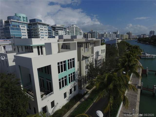 213 Ari Way #213, Miami Beach, FL 33141 (MLS #A10854779) :: THE BANNON GROUP at RE/MAX CONSULTANTS REALTY I