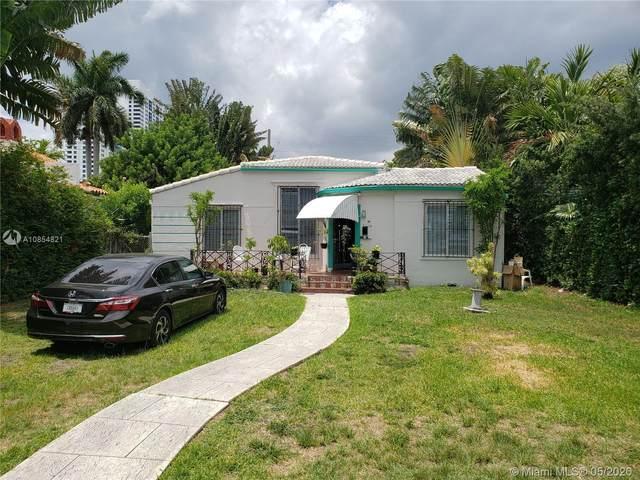 1426 Lenox Ave, Miami Beach, FL 33139 (MLS #A10854821) :: The Teri Arbogast Team at Keller Williams Partners SW
