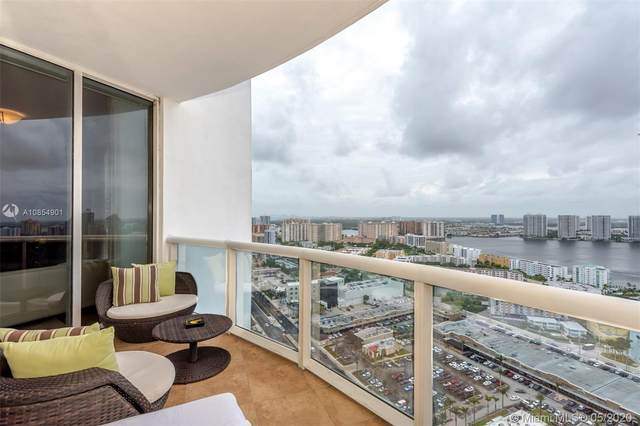 18201 Collins Ave 4001A, Sunny Isles Beach, FL 33160 (MLS #A10854901) :: The Riley Smith Group