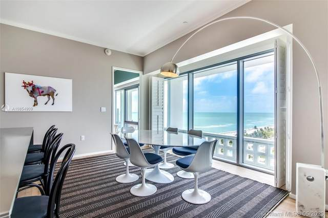 2901 Collins Ave #1204, Miami Beach, FL 33140 (MLS #A10854909) :: The Riley Smith Group