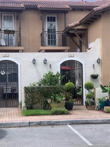 622 SW 147th Ter #6111, Pembroke Pines, FL 33027 (MLS #A10854952) :: THE BANNON GROUP at RE/MAX CONSULTANTS REALTY I