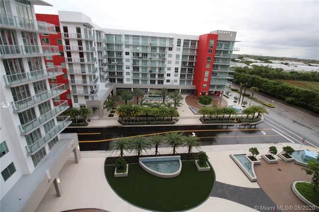 7825 NW 107th Ave #708, Doral, FL 33178 (MLS #A10855112) :: Miami Villa Group