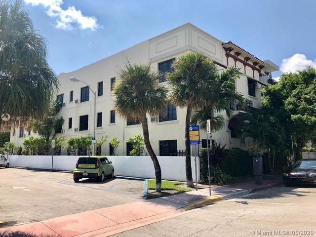 1619 Jefferson Ave #13, Miami Beach, FL 33139 (MLS #A10855116) :: United Realty Group