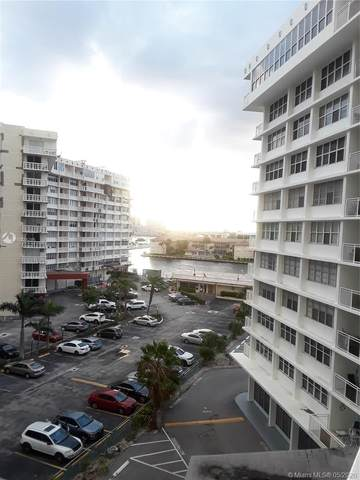 1801 S Ocean Dr #643, Hallandale Beach, FL 33009 (MLS #A10855285) :: Prestige Realty Group