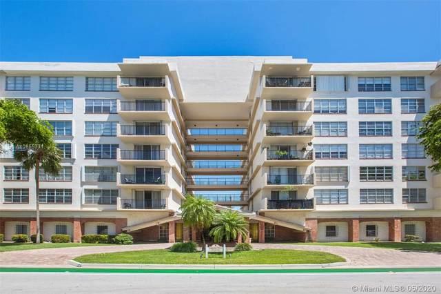 1001 91st St #410, Bay Harbor Islands, FL 33154 (MLS #A10855371) :: Castelli Real Estate Services