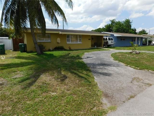 2700 Sabal Palm Dr, Miramar, FL 33023 (MLS #A10855432) :: The Riley Smith Group