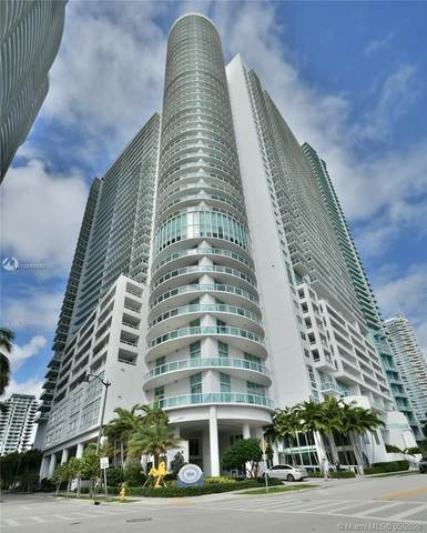 1800 N Bayshore Dr #3708, Miami, FL 33132 (MLS #A10855667) :: The Jack Coden Group