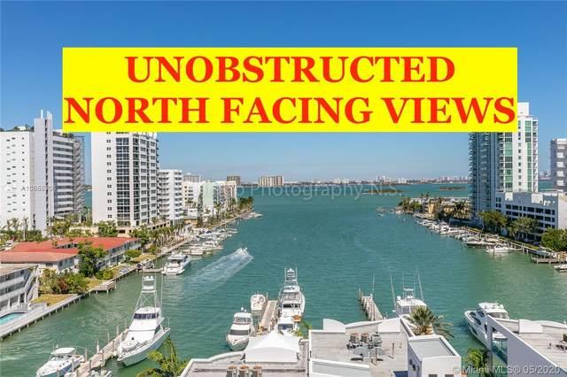 7900 Harbor Island Dr #814, North Bay Village, FL 33141 (MLS #A10855704) :: GK Realty Group LLC