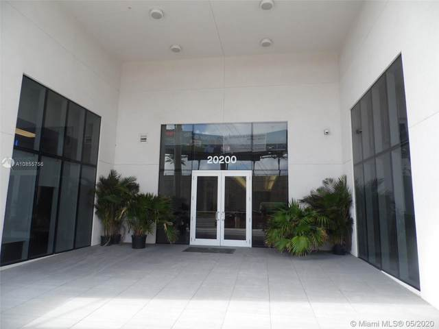 20200 W Dixie Hwy 1201 Hwy, Aventura, FL 33180 (MLS #A10855756) :: The Teri Arbogast Team at Keller Williams Partners SW