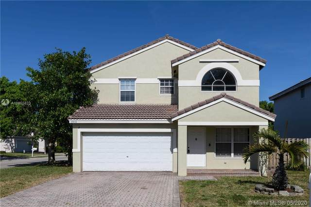 3410 Treasure Ln, Margate, FL 33063 (MLS #A10855823) :: GK Realty Group LLC