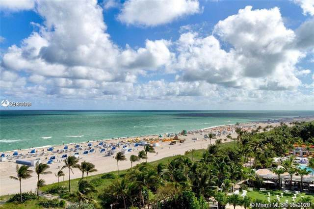 100 Lincoln Rd 511A & 511B, Miami Beach, FL 33139 (MLS #A10855896) :: Albert Garcia Team