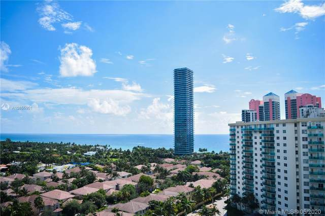 19380 Collins Ave #1616, Sunny Isles Beach, FL 33160 (MLS #A10855901) :: Green Realty Properties