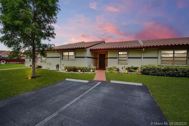 5813 SW 112th Ter ., Cooper City, FL 33330 (MLS #A10855918) :: Green Realty Properties