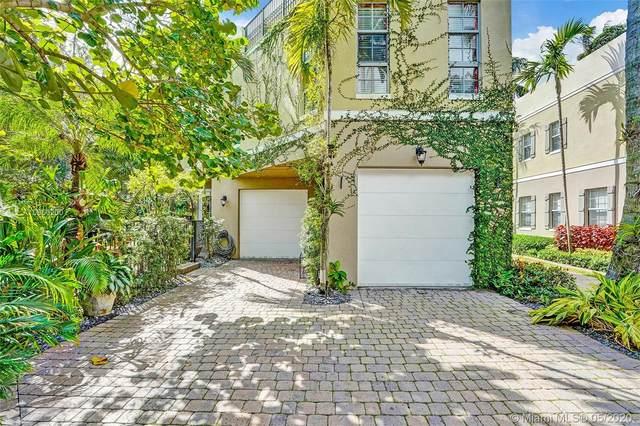 814 SW 10 Street, Fort Lauderdale, FL 33315 (MLS #A10856200) :: RE/MAX