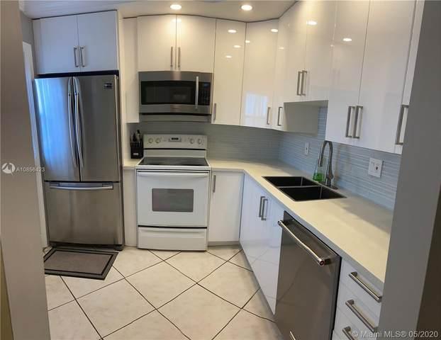 619 NE 14th Ave #606, Hallandale Beach, FL 33009 (MLS #A10856423) :: Berkshire Hathaway HomeServices EWM Realty