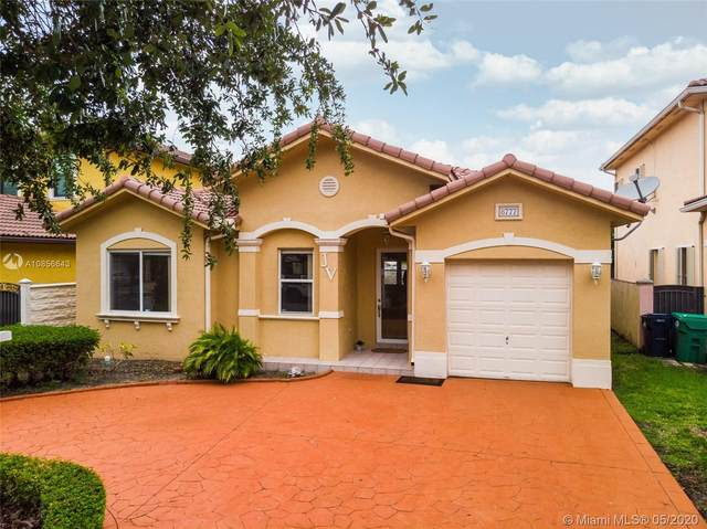 8777 NW 139th Ter, Miami Lakes, FL 33018 (MLS #A10856643) :: Lucido Global