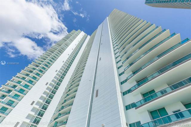 900 Biscayne Blvd #2502, Miami, FL 33132 (MLS #A10856706) :: The Jack Coden Group