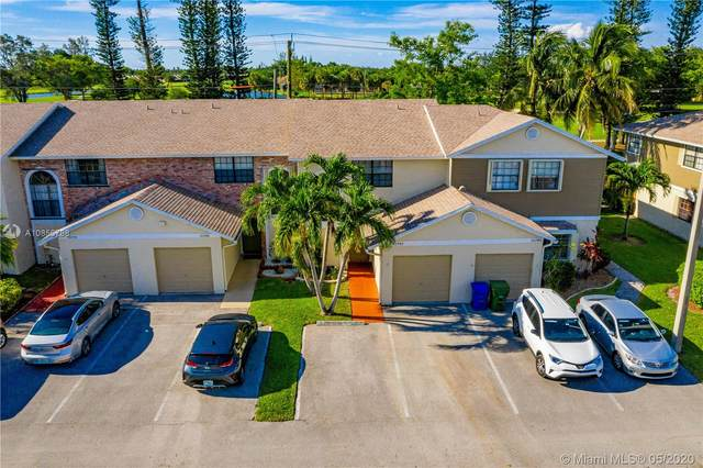 10767 NW 11th St, Pembroke Pines, FL 33026 (MLS #A10856788) :: THE BANNON GROUP at RE/MAX CONSULTANTS REALTY I